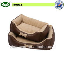 pet cushion/pet bed/accessory/cat and dog mat with bone design