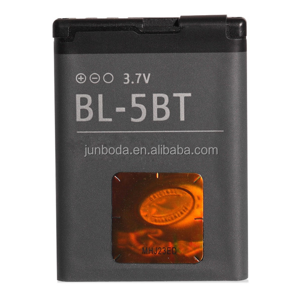 Wholesale High Quality Battery BL-5BT for Nokia 2600c 7510 N75