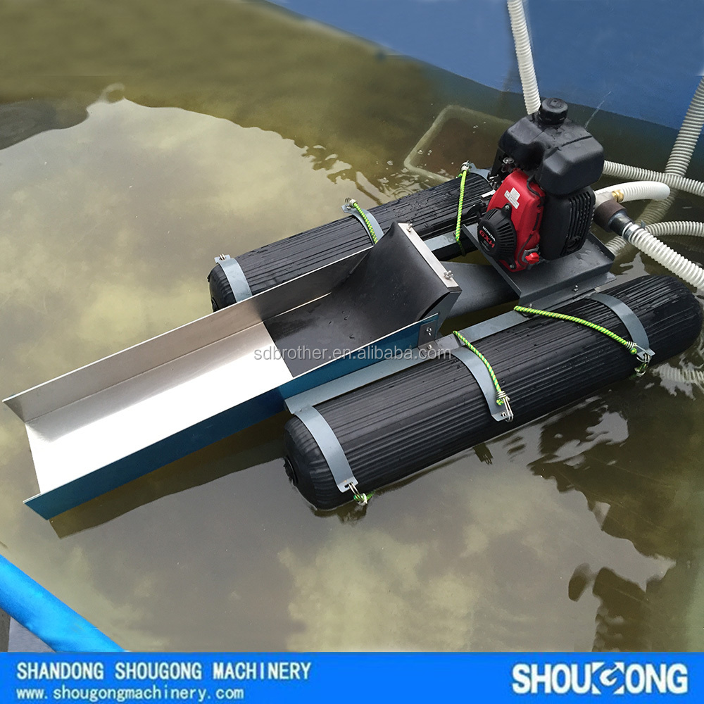 Portable Suction Dredge : List manufacturers of portable gold dredge buy