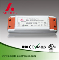 ce ul rohs approved 15W 12V plastic case ip20 led driver