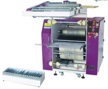Hengxing QX-H cheap satin ribbon sublimation heat printing machine