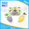 With nata coco inside Fruit Flavor Wine Shape Cup pudding
