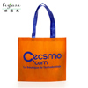 recyclable pp non woven fabric custom logo Grocery Store packing bag