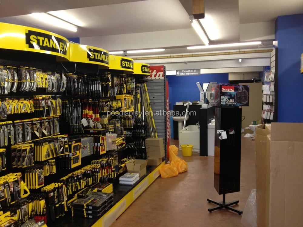 Power Tools Wall Display Stand,Floor Metal Display Racks ...