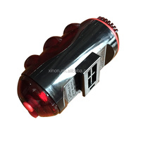 red LED bike light taillight 10LEDs mountain bike light seatpost