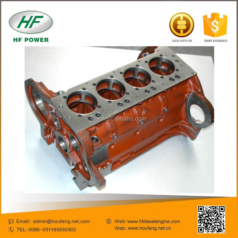 deutz engine parts engine cylinder block for FL912