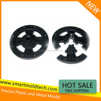 Custom ABS or PVC, Acetal Overmolding Injection Molding, Plastic Injection Molded Parts