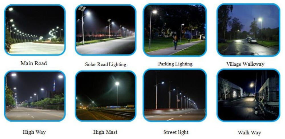 CESP DLC UL CUL 150 watt led street light IP68 Rating LED Street Light