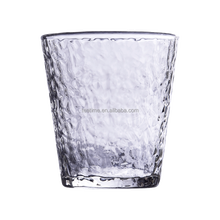 High borosilicate handmade water drinking cup glass factory