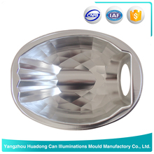 Low price 3m road lighting fixtures fluorescent reflector mould