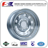 Good price stainless steelsteel car wheels for sale/4x4 wheels and tires