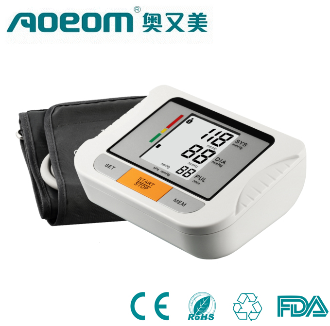 Alibaba China blood pressure monitor watch with CE0413 , ESH , BHS , FDA510K online shopping