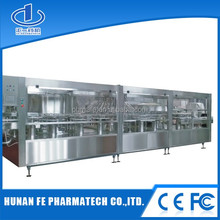 Full automatic plastic thermoforming filling sealing machine