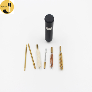 Free Samples 9mm .223 .22 A15 Universal Pistol Textile Rifle Hunting Accessory Gun Cleaning Kit