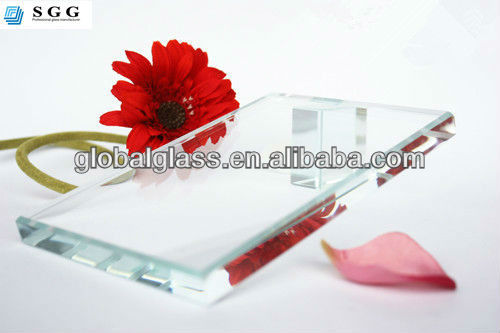 High Quality Ultra Clear Crystal Glass Suppliers 6mm 10mm 15mm