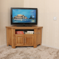 ThineThing 2 door corner TV unit