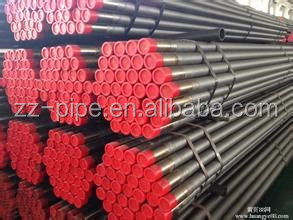 ASTM API 5L Grade B carbon steel pipe / tube for natural gas and oil
