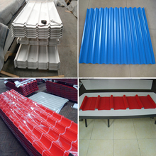 Professional and Practical roof tiles terracotta tile effect roofing sheets - pvc metal/steel roof sheets