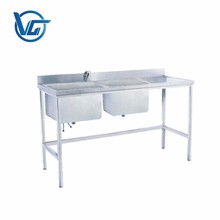 Easy cleaning washing stainless sink steel hospital wash basins