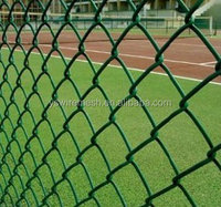 cheap 6ft pvc coated chain link fence