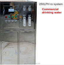 250L/500L Standard with high quality RO water treatment plant/RO system used in drinking water