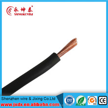 450/750V PVC coating Copper conductor electrical house wiring material , electric copper wire cable