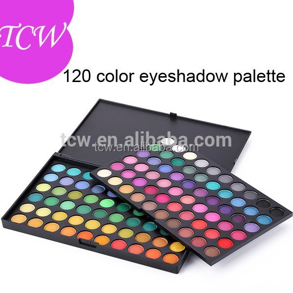 Cosmetic Makeup Cool Beauty Eyeshadow, Eyeshadow Palettes Wholesale, 120 Eyeshadow Palette