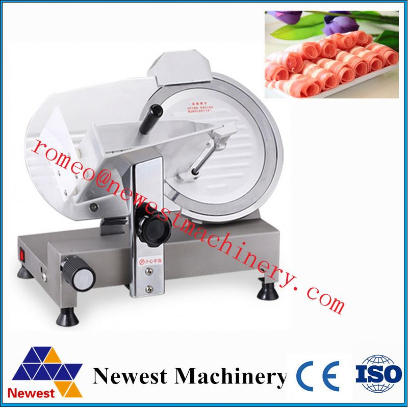 portable meat cutting machine/ fish slicer/manual cold meat slicer