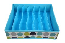 Storage Boxes, Closet Organizers, Under Bed Organizer, for Clothing, Shoes, Underwear, Bra, Socks and Ties