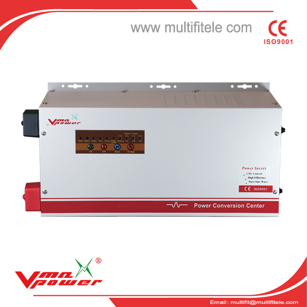 4kw 24v or 48v DC to AC Power Inverter charge battery