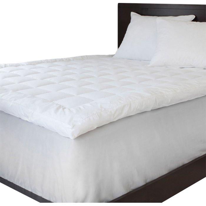 2018 hot selling amazon microfiber mattress pad topper for home hotel - Jozy Mattress | Jozy.net