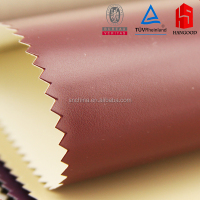 PU Shoe Lining Leather Silicone Leather