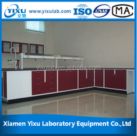 Microbiology laboratory equipment garage lab workbench