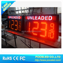 Led Gas Price Sign\led gas station sign\petrol station led signs