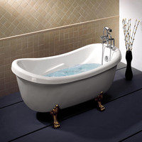 Classic Whirlpool Massage Bathtub with Water Jet (CA-A0930)