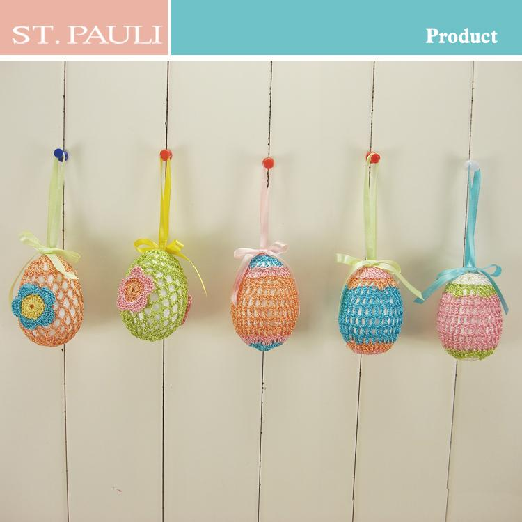 sedex audit factory easter handmade craft 3 inch length not included hang rope easter foam egg decoration