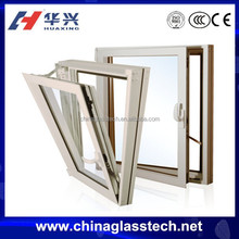 CE standard widely used manufacturer supplier aluminium tilt out window