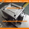 2015 composite part plastic injection mold making to export to USA (good quality)