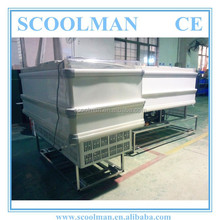 Commercial Direct Cooled Ice Cream Display Freezer