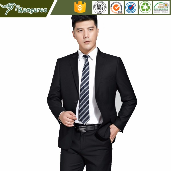 KU028 Carmy Sample Office Formal Uniform Designs For Men Suits 2016