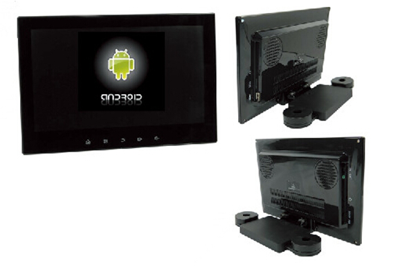 9 inch car monitor with android operation system unviersal bracket for all car