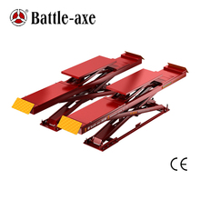 BATTLE-AXE Garage equipment expert supply auto lift for cars lift capacity 3.5 tons for car repair workshop