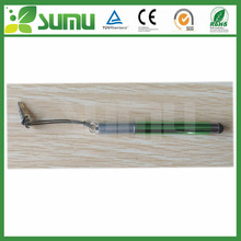 2016 New Style Small MOQ 2 in 1 Advertising Custom Logo Print Plastic Touch Screen Ball Pen