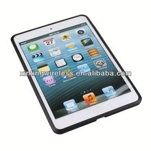 Direct factory price flip case for ipad mini tpu pc combo case