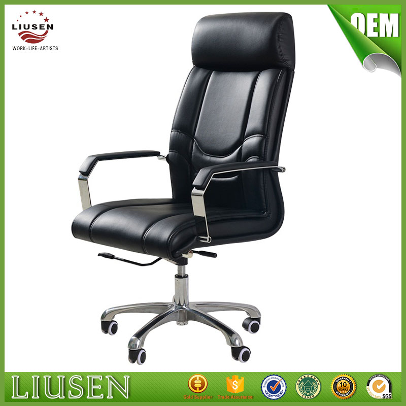 Quality guaranteed adjustable luxury leather office computer <strong>chair</strong>