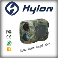 6x25 600m solor angle and height range finder, measurement tool