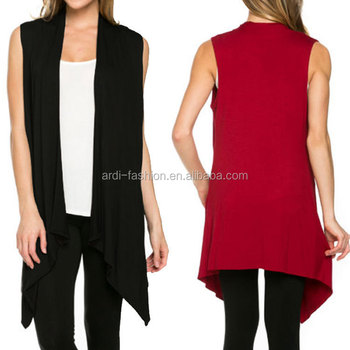 Cheap Top Best-selling Western European Us Womens Long Sleeveless ...