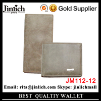 Factory Supplier of Best Brand Man Leather Wallet With Card Slots