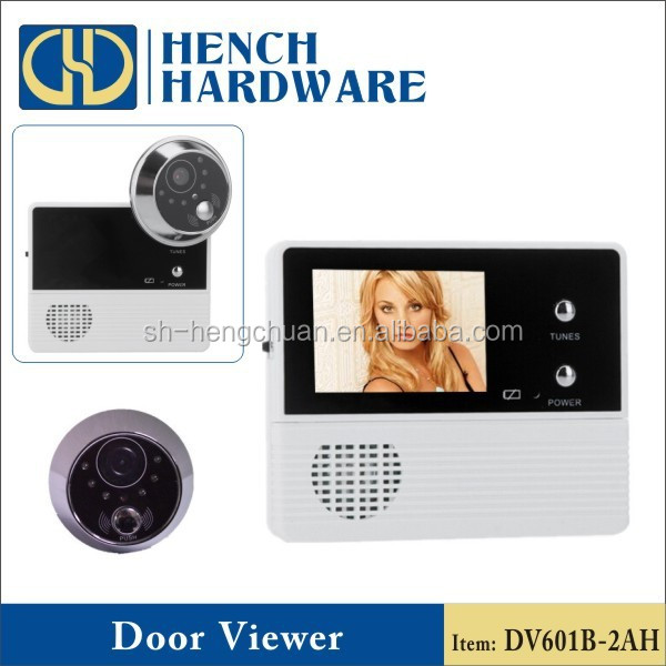 Digital Peephole Door Viewer Doorbell Nightvision