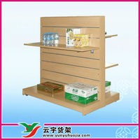 Clothes shop decoration/MDF wooden stand